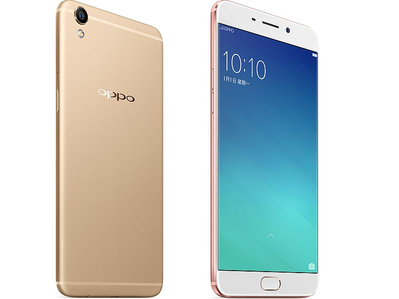 oppo_r9 and Oppo r9_plus