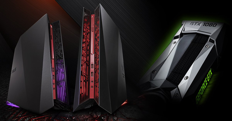 Geforce Gtx 1080 Featured Asus G20cb Gaming Pc Launched In India