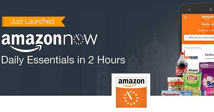 amazon launched 2 hour grocery home delivery service in mumbai and delhi. Black Bedroom Furniture Sets. Home Design Ideas