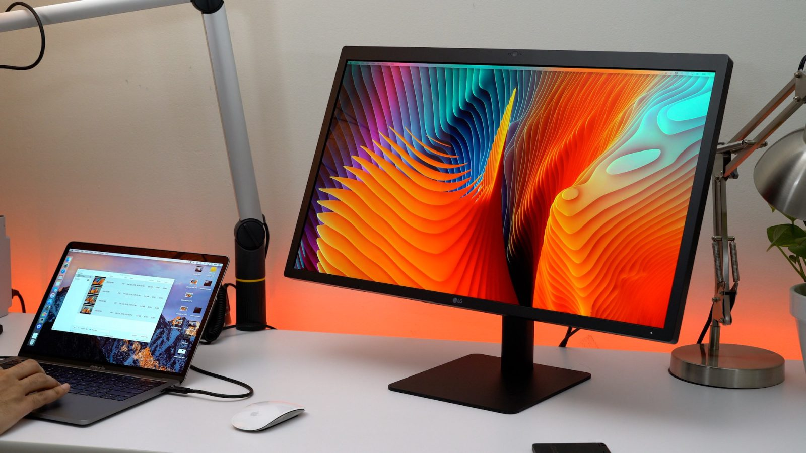 lg ultrafine 5k display manual