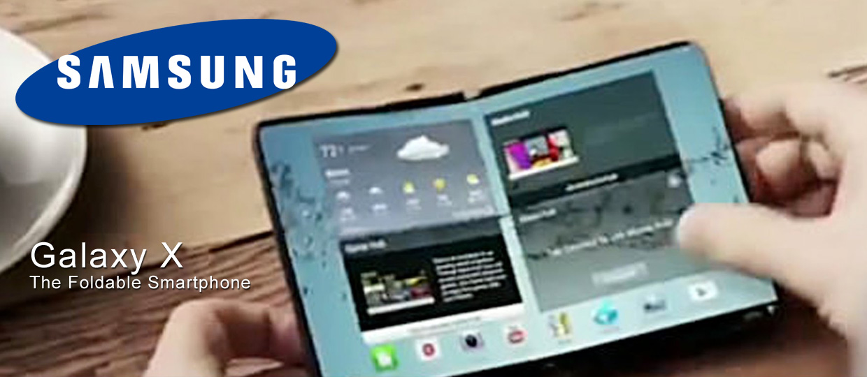 "Samsung's New Foldable Smartphone May Be Called as ""Galaxy ..."