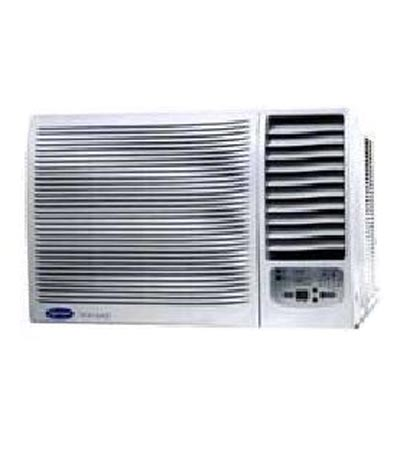 Carrier 1 5 ton 3 star estrella window ac price list in for 1 5 ton window ac price india