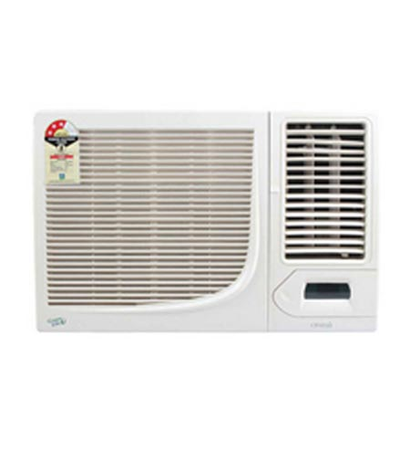 Croma 1 5 ton 3 star crac1078 window ac price list in for 1 ton window ac price list 2013