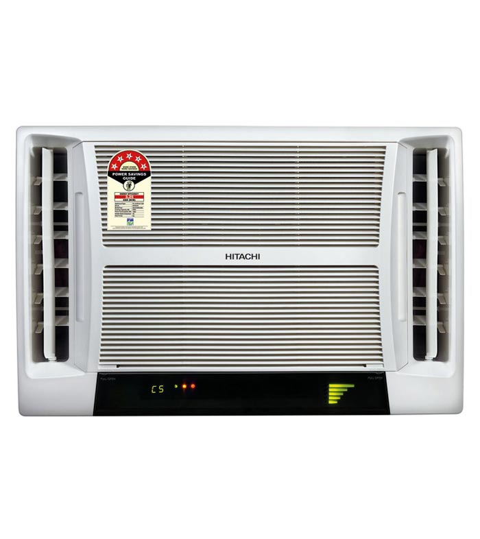 Hitachi 1 1 ton 5 star summer qc rav513htd window ac price for 1 ton window ac price list 2013