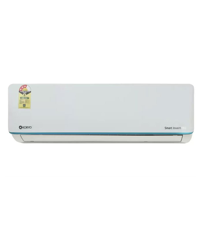 c87c006af42 Koryo 1 Ton 3 Star IBKSIAO1812A3S INB12 Inverter Split AC Price List in  India