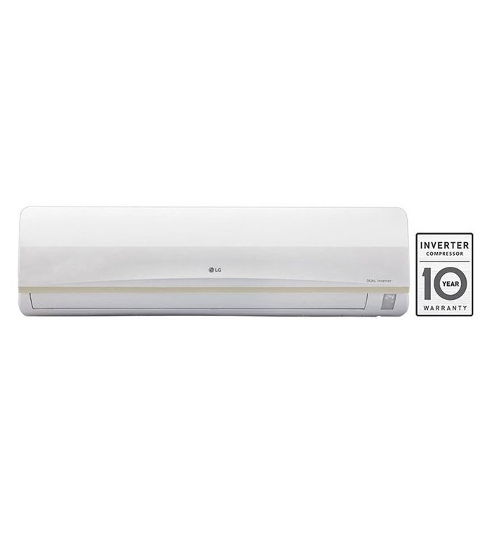 LG 1 Ton 3 Star JS-Q12PUXA Inverter Split AC