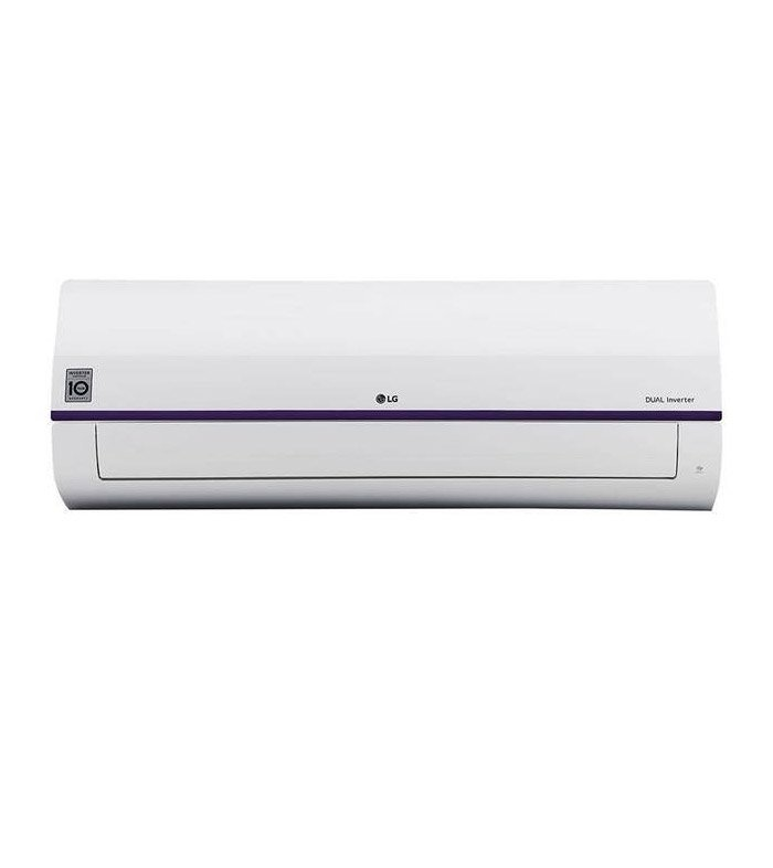 b64a9e51af4 LG 1 Ton 5 Star JS-Q12JUZD Inverter Split AC Price List in India May ...