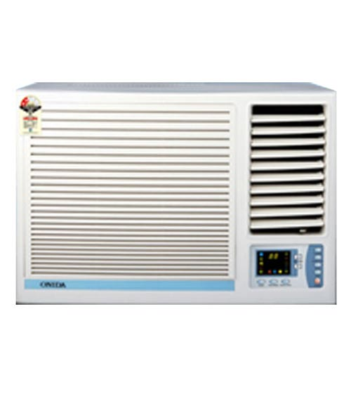 Onida 1 5 ton 2 star w18trd2 window ac price list in india for 1 ton window ac price list 2013