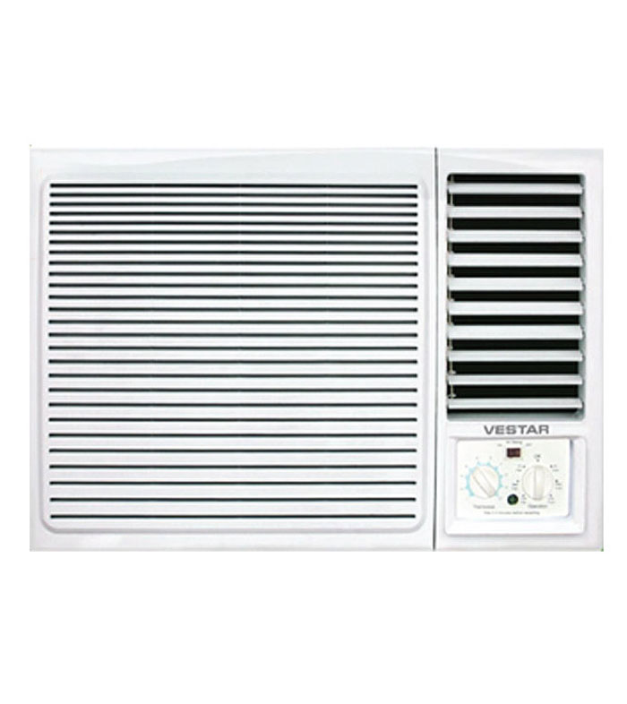 Vestar 1 5 ton 2 star vawn18207dt window ac price list in for 1 5 ton window ac price india