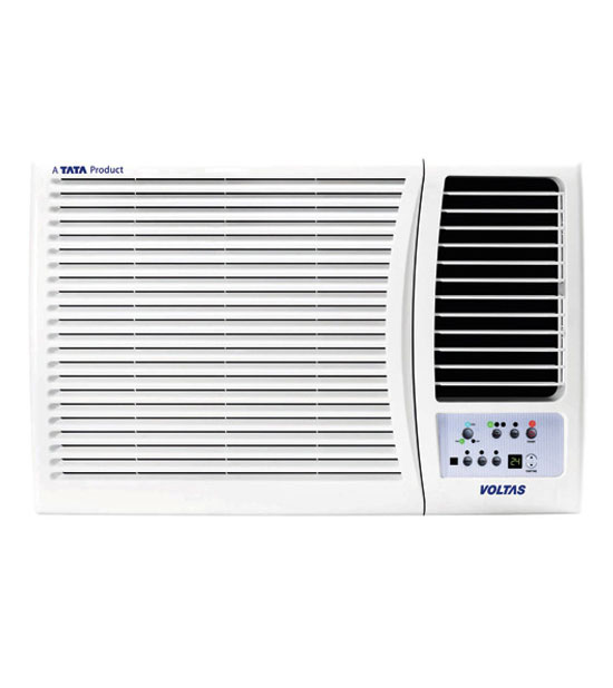 Voltas 1 5 ton 2 star 182 lx window ac price list in india for 1 ton window ac price list 2013