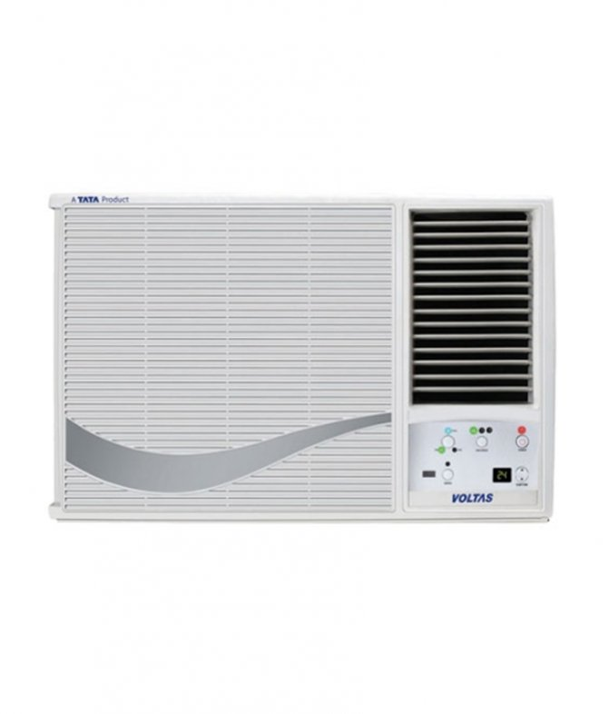 Voltas 1 5 ton 2 star 182 lya window ac price list in for 1 5 ton window ac price india
