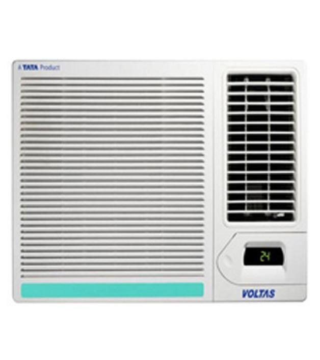 Voltas 1.5 Ton 3 Star Silver 3S-N Window AC Price List in ...
