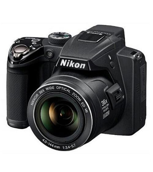 nikon coolpix p500 how to use