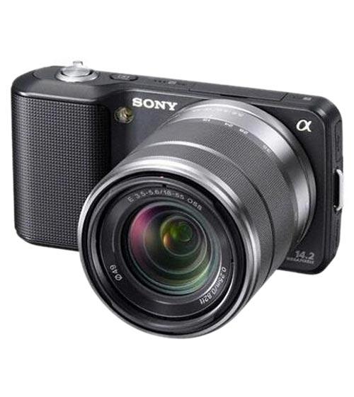 Sony NEX-3 Camera Price List in India April 2018 ...