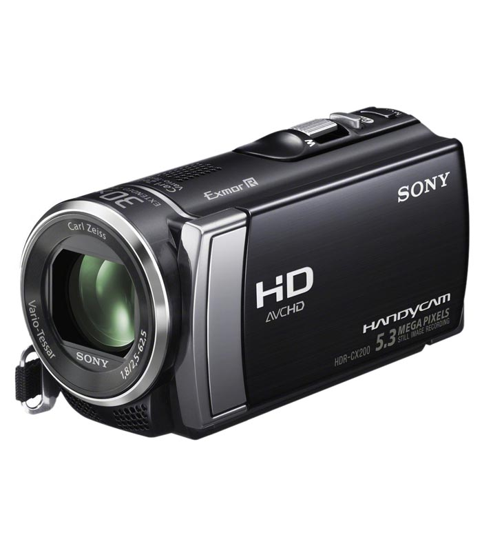 Sony HDR-CX200E HD Camcorder Price List in India May 2018 ...