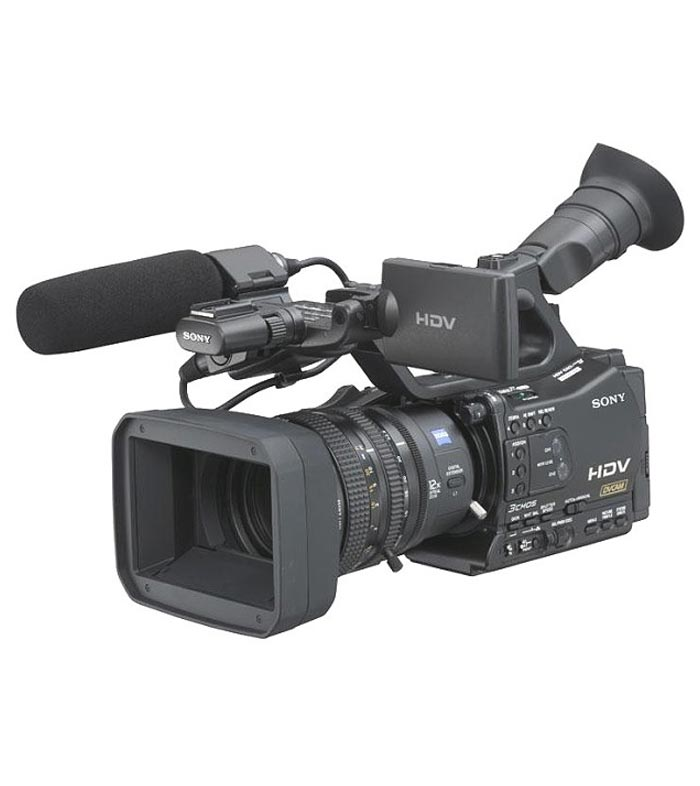 Sony Hvr Z7p Camcorder Price List In India January 2019