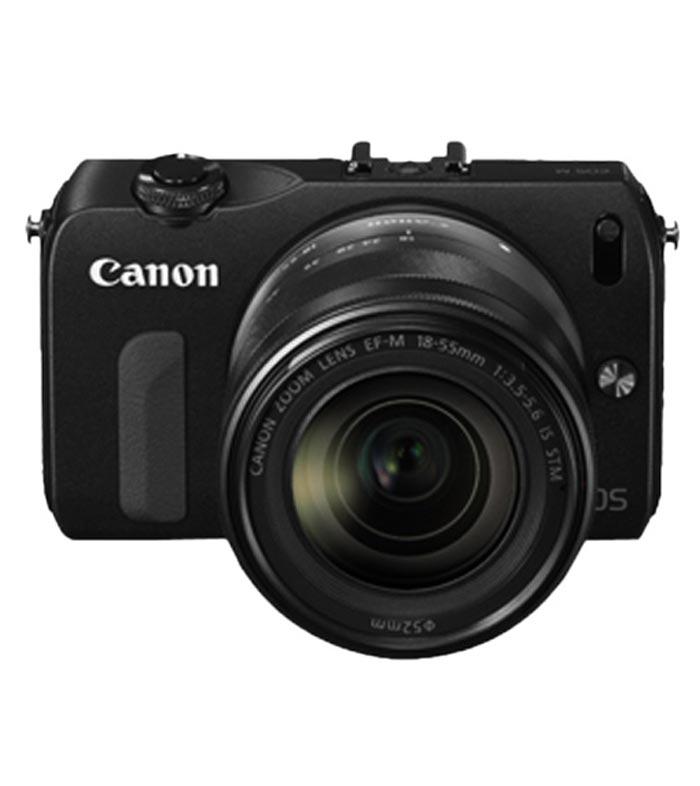 canon eos m with efm 1855mm camera price list in india