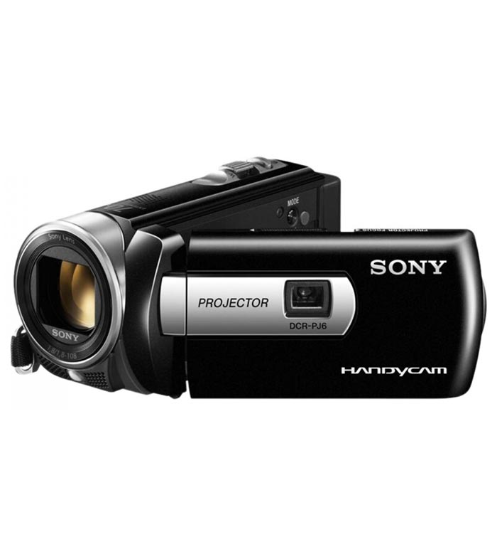 Sony DCR-PJ6E Camcorder Price List in India May 2018 ...
