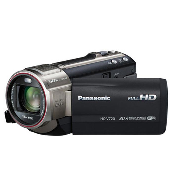 Panasonic Hc V720 Camcorder Price List In India November