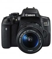 Canon EOS 750D With 18-55 STM Lens Camera