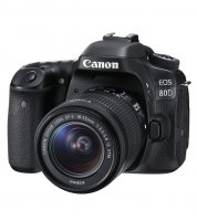 Canon EOS 80D With 18-55mm Lens Camera