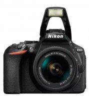 Nikon D5600 With AF-P 18-55mm VR Camera