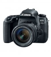 Canon EOS 77D With Kit EF-S 18-55mm IS Camera