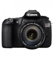 Canon EOS 60D With Kit EF-S 18-135mm IS Camera