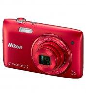Nikon Coolpix S3400 Camera