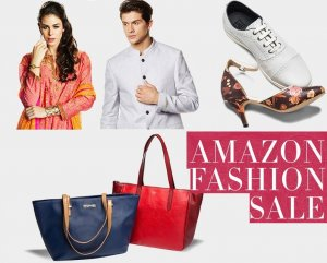 Amazon Fashion Freedom Sale - Get 40% - 80% OFF On All Fashion Products.