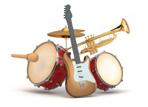 Musical Instruments available with upto 35% discount