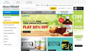 HealthKart Snapshot
