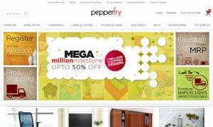 Pepperfry Snapshot