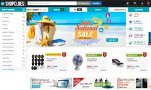 Shopclues Snapshot
