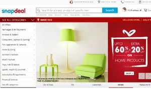 Snapdeal Snapshot