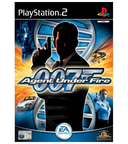 EA Sports 007 Agent Under Fire (PS2)