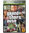Rockstar Grand Theft Auto IV (Xbox 360) Gaming