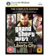 Rockstar Grand Theft Auto IV & Episodes From Liberty City (Complete Edition) (PC) Gaming
