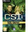 Ubisoft CSI 6 Fatal Conspiracy (PC) Gaming