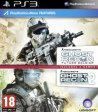 Ubisoft GHOST RECON COMP .WARFIGHTER 2+FUTURE SOLDIER (PS3 Game) Gaming