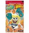 THQ Spongebob Squarepants The Yellow Avenger (PSP) Gaming