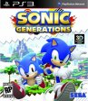 SEGA Sonic ;Generations (PS3) Gaming
