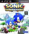 SEGA Sonic ;Generations (PS3) Gaming