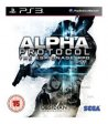 SEGA Alpha Protocol (PS3) Gaming