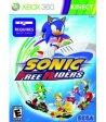 SEGA Sonic Free Riders (Xbox360) Gaming