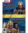 SEGA Medieval II Gold Pack 'Total War, Total War Kingdoms' (PC) Gaming