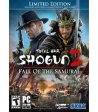 SEGA Shogun 2: Fall of the Samurai, Limited Edition (PC) Gaming