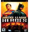 Warner Bros Justice League Heroes (PSP) Gaming
