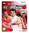 2K Top Spin 4 (Wii) Gaming