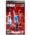 2K NBA 2K13 (PSP) Gaming